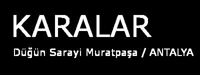 Düğün Salonu Muratpaşa / ANTALYA